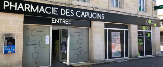 Pharmacie des Capucins,Bordeaux
