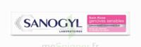 Sanogyl Rose 1500ppm Soin Gensives Sensibles 75ml à Bordeaux