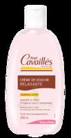 Rogé Cavaillès Crème De Douche Beurre D'amande Et Rose 250ml à Bordeaux