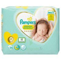 Pampers Premium Protection Couche New Baby Tmicro 1-2,5kg Paquet/24 à Bordeaux