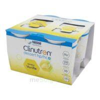 Clinutren Dessert 2.0 Kcal Nutriment Vanille 4cups/200g à Bordeaux