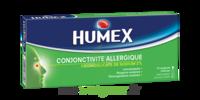 HUMEX CONJONCTIVITE ALLERGIQUE 2 %, collyre en solution en récipient unidose à Bordeaux
