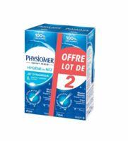 Physiomer Solution nasale adulte enfant Jet dynamique 2*135ml à Bordeaux