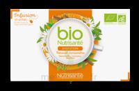 Nutrisanté Infusions Bio Tisane Digestion 20 Sachets à Bordeaux