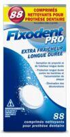 Fixodent Pro Comprimés Nettoyant Fraîcheur Longue Durée Pour Prothèse Dentaire B/88 à Bordeaux