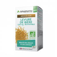 Arkogélules Levure De Bière Revivifiable Bio Gélules Fl/45 à Bordeaux