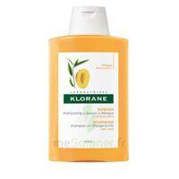 Klorane Beurre De Mangue Shampooing Cheveux Secs 200ml à Bordeaux
