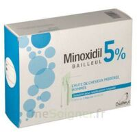 MINOXIDIL BAILLEUL 5 % Solution pour application cutanée 3 Fl/60ml à Bordeaux
