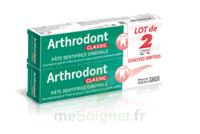 Pierre Fabre Oral Care Arthrodont Dentifrice Classic Lot De 2 75ml à Bordeaux