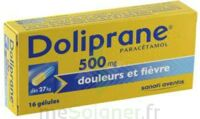 Doliprane 500 Mg Gélules B/16 à Bordeaux