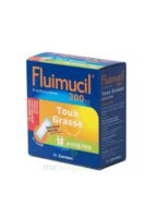 Fluimucil Expectorant Acetylcysteine 200 Mg Adultes Sans Sucre, Granulés Pour Solution Buvable En Sachet édulcorés à L'aspartam Et Au Sorbitol à Bordeaux