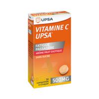 VITAMINE C UPSA 500 mg fruit exotique, comprimé à croquer à Bordeaux