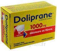 Doliprane 1000 Mg Poudre Pour Solution Buvable En Sachet-dose B/8 à Bordeaux
