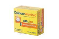 DOLIPRANEVITAMINEC 500 mg/150 mg, comprimé effervescent à Bordeaux