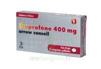 IBUPROFENE ARROW CONSEIL 400 mg, comprimé pelliculé à Bordeaux