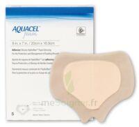 Aquacel Foam Pans Hydrocellulaire Sacrum 16,9x20cm B/10 à Bordeaux