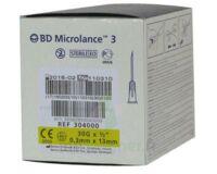 Bd Microlance 3, G30 1/2, 0,30 Mm X 13 Mm, Jaune  à Bordeaux