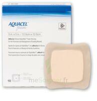 Aquacel Foam Pansement Hydrocellulaire AdhÉsif StÉrile 10x20cm B/10 à Bordeaux