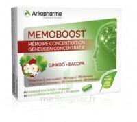 Memoboost Ginkgo + Bacopa Gélules B/30 à Bordeaux