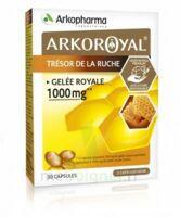 Arkoroyal Gelée Royale 1000 Mg Caps B/30 à Bordeaux