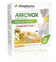 Arkovox Comprimés à Sucer Miel Citron B/20 à Bordeaux
