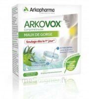 Arkovox Comprimés à Sucer Menthe Eucalyptus B/20 à Bordeaux