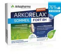 Arkorelax Sommeil Fort 8H Comprimés B/15 à Bordeaux
