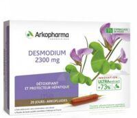 Arkofluide Bio Ultraextract Desmodium Solution Buvable 20 Ampoules/10ml à Bordeaux