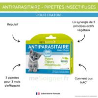 Vetoform Pipettes Antiparasitaire Chaton 3x0,4ml