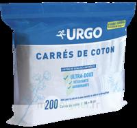 Urgo Carrés De Coton 8x10cm Non Stérile B/200 à Bordeaux
