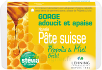 Lehning Pâte Suisse Pastilles à Sucer Miel Propolis B/50g à Bordeaux