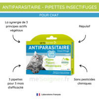 Vetoform Pipettes Antiparasitaire Chat 3x1ml