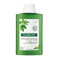 Klorane Ortie Shampooing Séboréducteur Cheveux Gras 200ml à Bordeaux