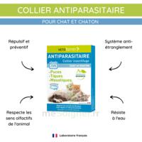 Vetoform Collier Antiparasitaire Preventif Pour Chat Et Chaton