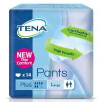 Tena Pants Plus Slip Absorbant Incontinence Urinaire Large Sachet/14 à Bordeaux