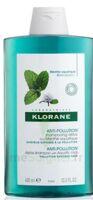 Klorane Menthe Aquatique Shampooing Détox 400ml à Bordeaux