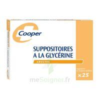 Suppositoires A La Glycerine Cooper Suppos En Récipient Multidose Adulte Sach/25 à Bordeaux