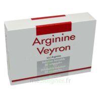 ARGININE VEYRON, solution buvable en ampoule à Bordeaux