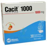 Cacit 1000 Mg, Comprimé Effervescent à Bordeaux