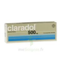 Claradol 500 Mg, Comprimé Sécable à Bordeaux