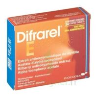 Difrarel E, Comprimé Enrobé 2plq/12 (24) à Bordeaux