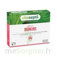 Olioseptil Bronches 15 Gélules à Bordeaux