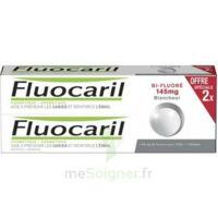 Fluocaril Bi-fluoré 145 Mg Pâte Dentifrice Blancheur 2*75ml à Bordeaux