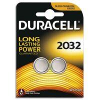Duracell Pile 3 V Lithium 2032 B/2 à Bordeaux