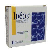 Ideos 500 Mg/400 Ui, Comprimé à Sucer Ou à Croquer à Bordeaux