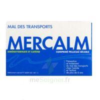 MERCALM, comprimé pelliculé sécable à Bordeaux