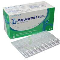Aquarest 0,2 %, Gel Opthalmique En Récipient Unidose à Bordeaux