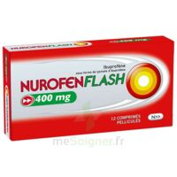 NUROFENFLASH 400 mg Comprimés pelliculés Plq/12 à Bordeaux