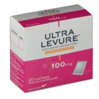 ULTRA-LEVURE 100 mg Poudre pour suspension buvable en sachet B/20 à Bordeaux
