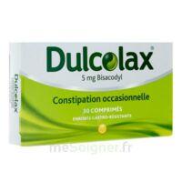 DULCOLAX 5 mg Comprimés enrobés gastro-résistants Plq/30 à Bordeaux